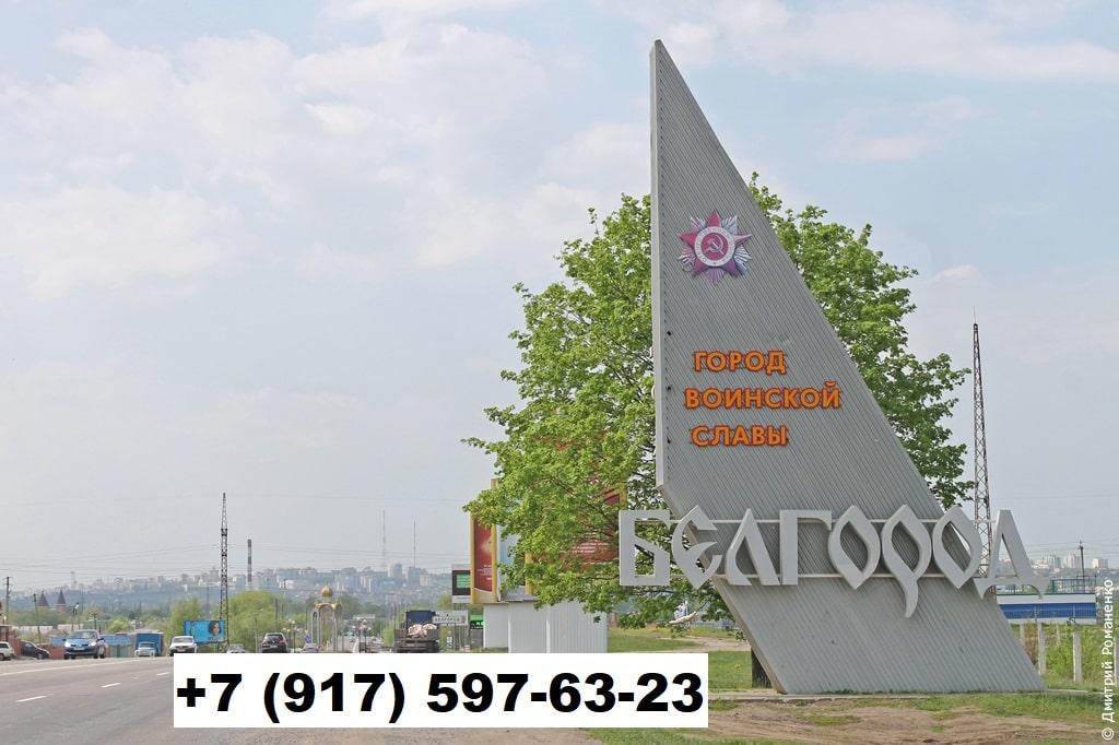 Перевезти покойного в Белгород - Москва   Тонна-СВ