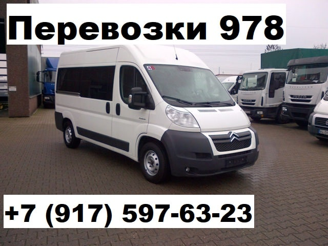 Орехово Борисово - грузопассажирские перевозки, микроавтобусом