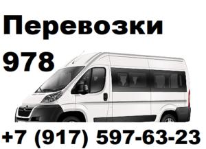 Грузоперевозки Москва - Воронеж: грузопассажирский микроавтобус