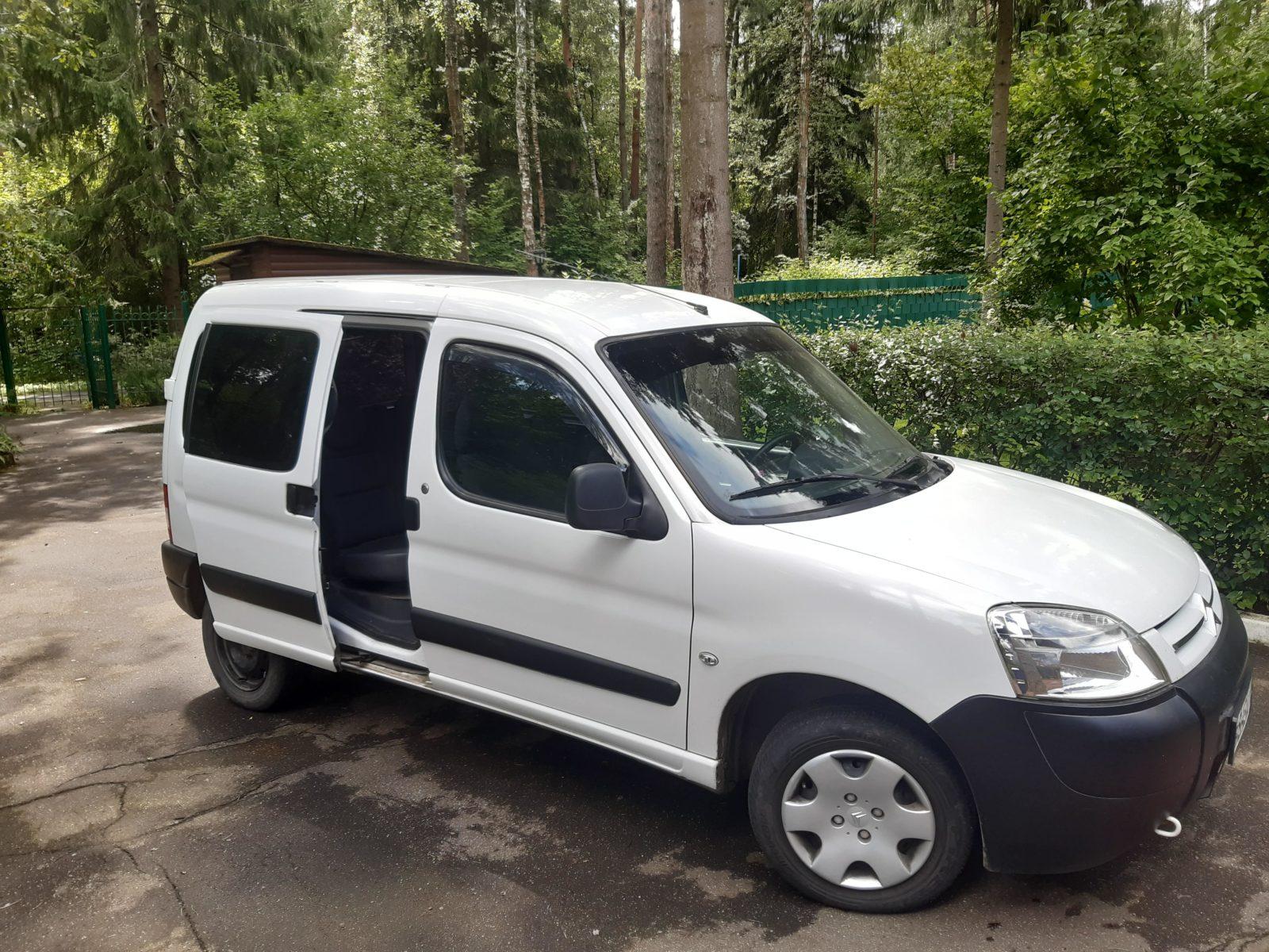 Междугороднее такси из Москвы - «Перевозки 978», «Тонна-СВ»