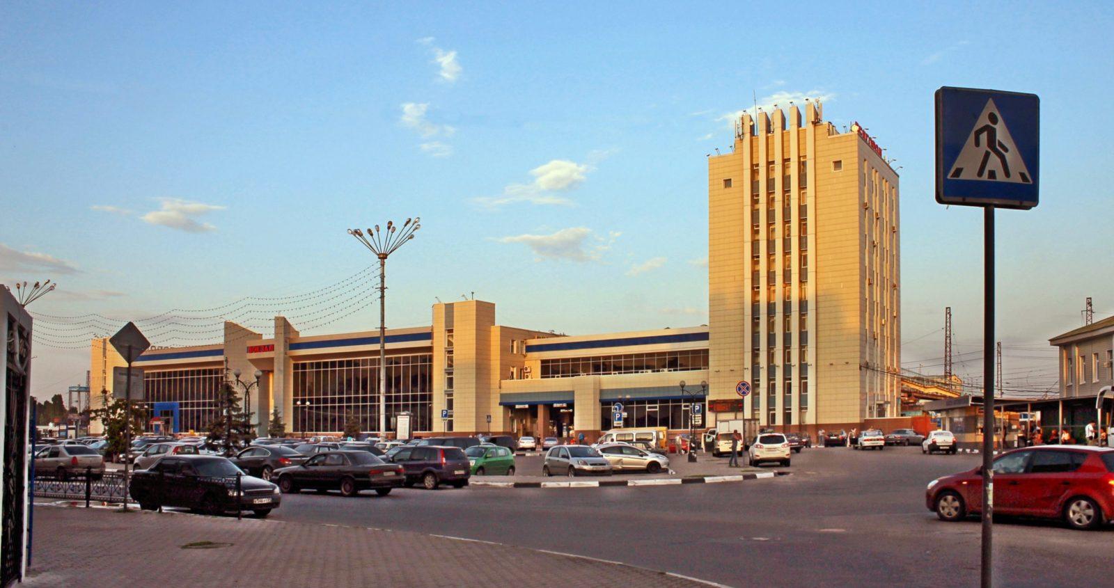 Белгород, город Белгород, станция жд вокзала в Белгороде.