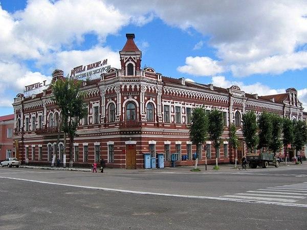 Новозыбков, фото города Новозыбкова.
