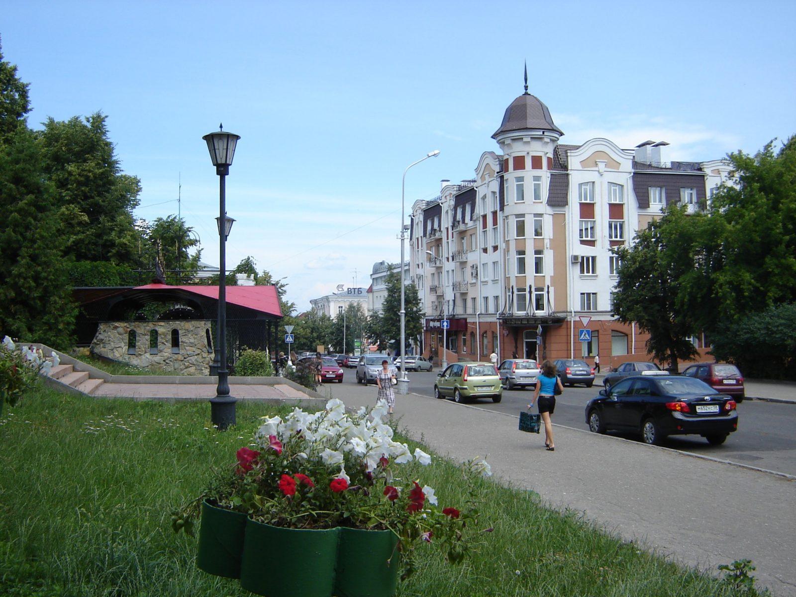 Пензу, фото улицы города Пензы.
