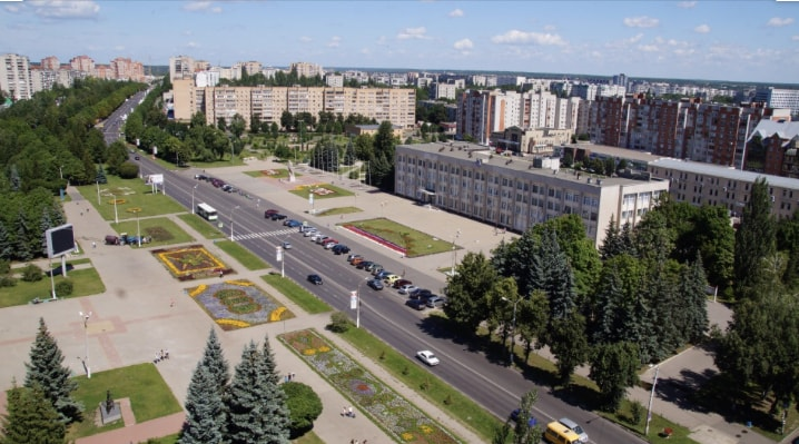 Железногорск, фото Железногорска Курская область.