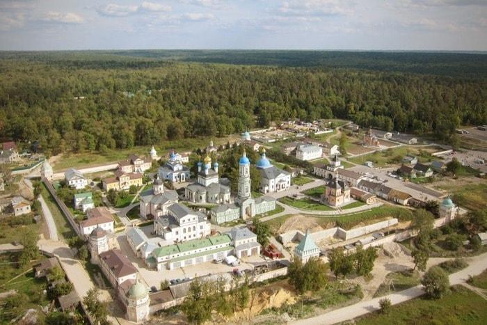 Козельск, Калужская область.
