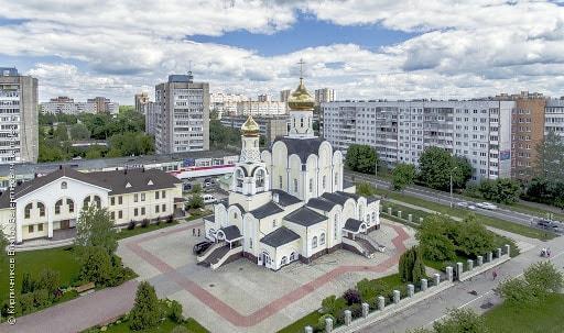 Обнинск, Калужская область.
