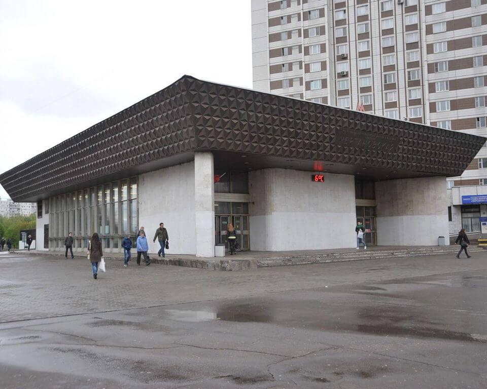 Метро Чертановская.