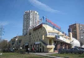 Метро Кантемировская.