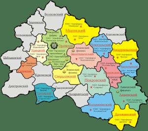 Дача Орловская область.
