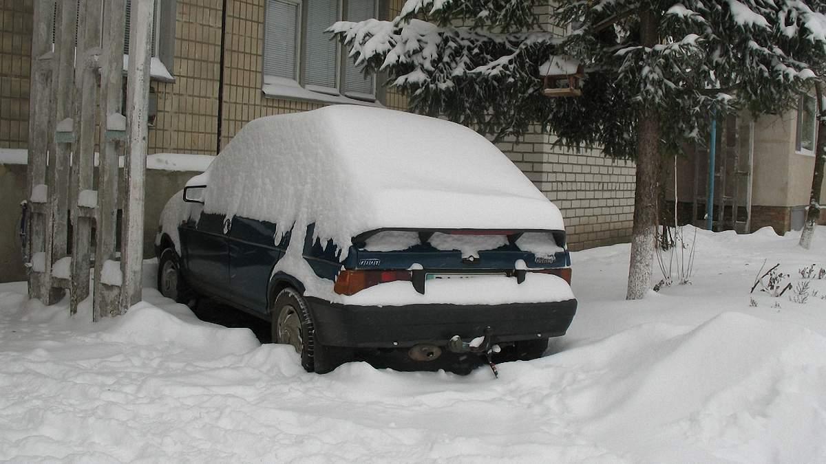 Сколько времени нужно прогревать машину зимой?