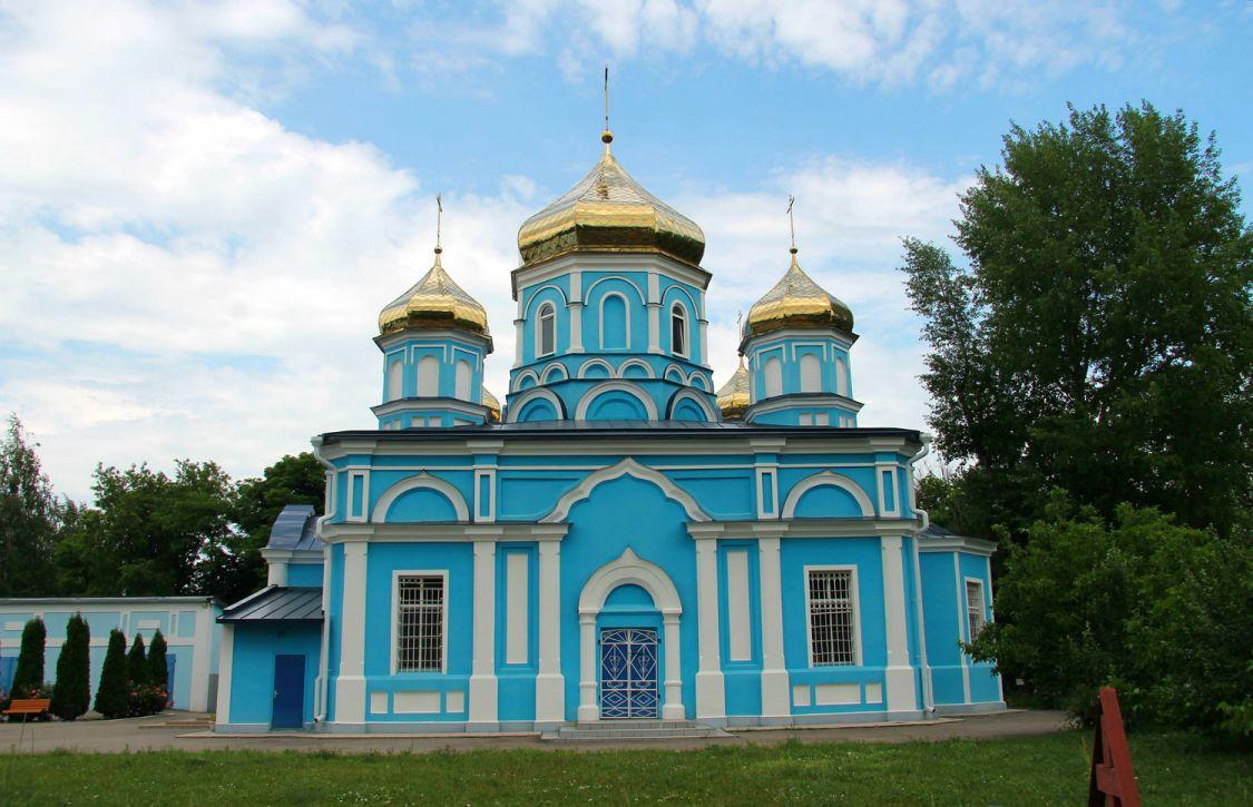 Бобров, Воронежская область храм.