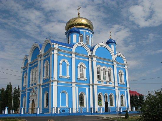 Данков, Липецкая область храм.