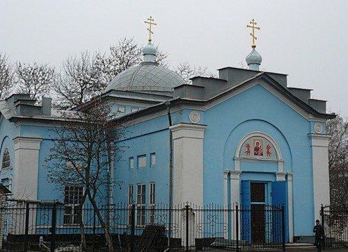 Фатеж, Курская область.