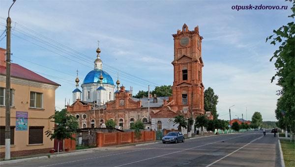 Юхнов, Калужская область.