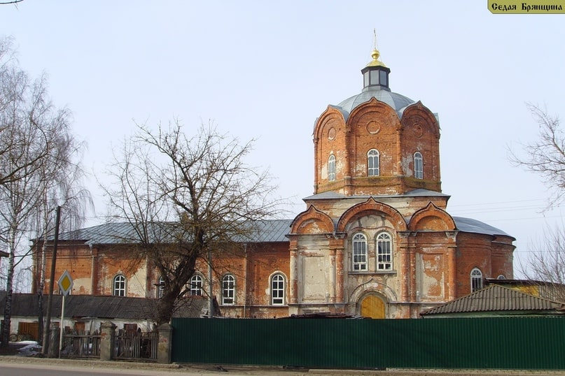 Карачев, церковь Николая Чудотворца.