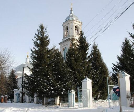 Киреевск, Панинское кладбище..