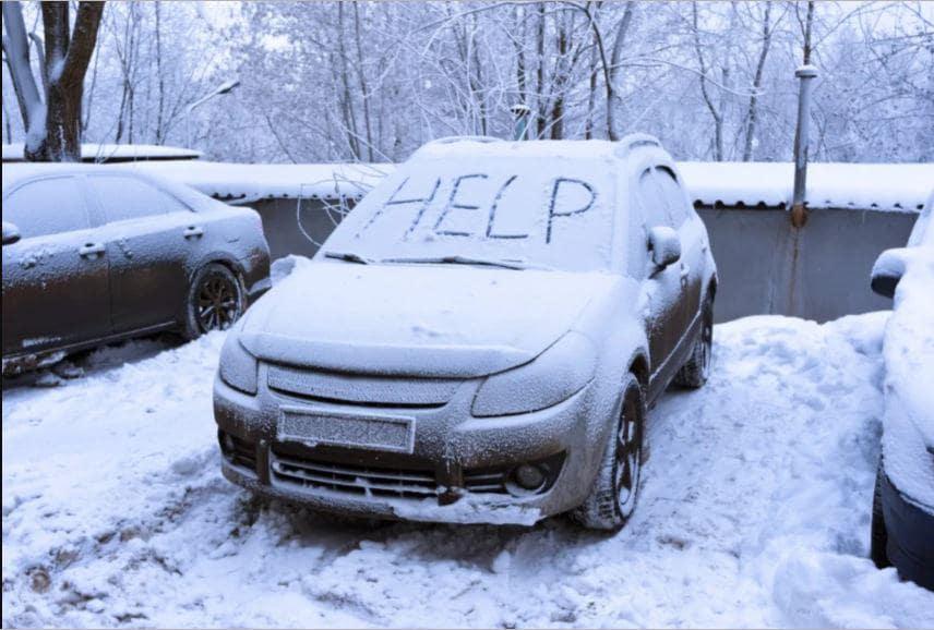 Сколько прогревать машину зимой.