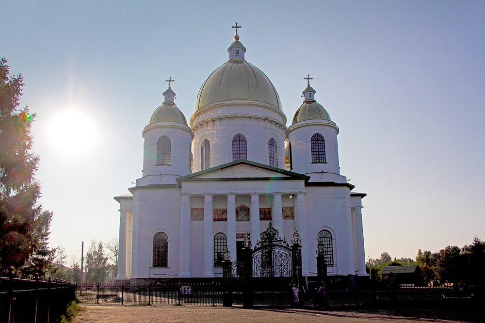 Собор в Моршанске.