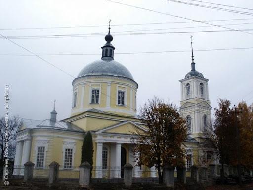 Севск, Крестовоздвиженский монастырь.