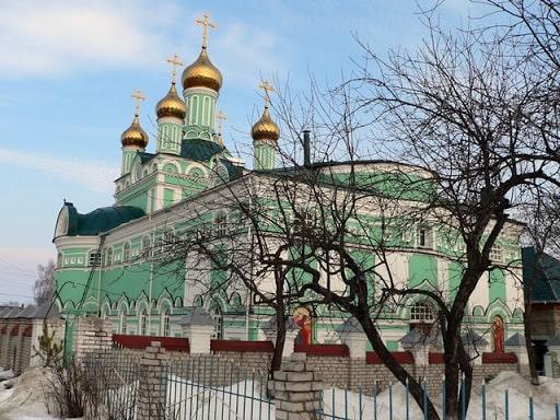 Щигры, Курская область.