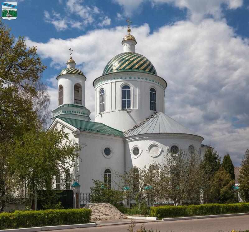 Суджа, Курская область.