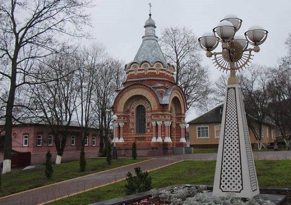 Сураж, Брянская область.