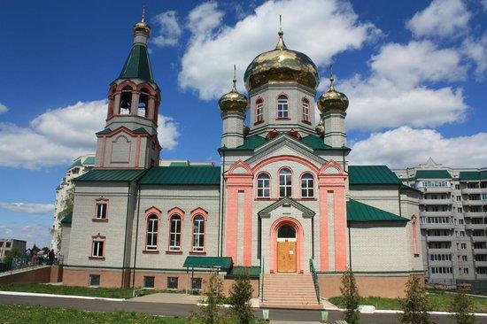 Железногорск, Курская область.