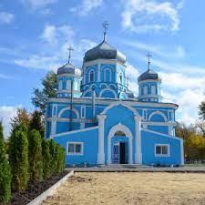 Город Бобров успенская церковь.